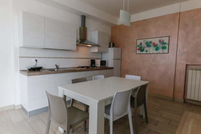 FAMILY APARTMENT GROUND FLOOR WITH DISABLED ACCESS